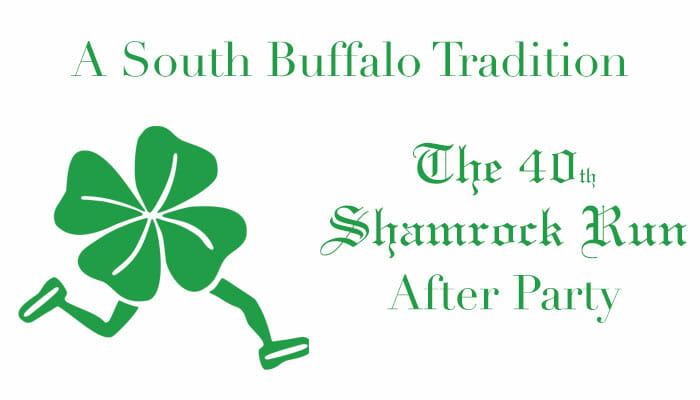 40th Shamrock Run        3.3.18