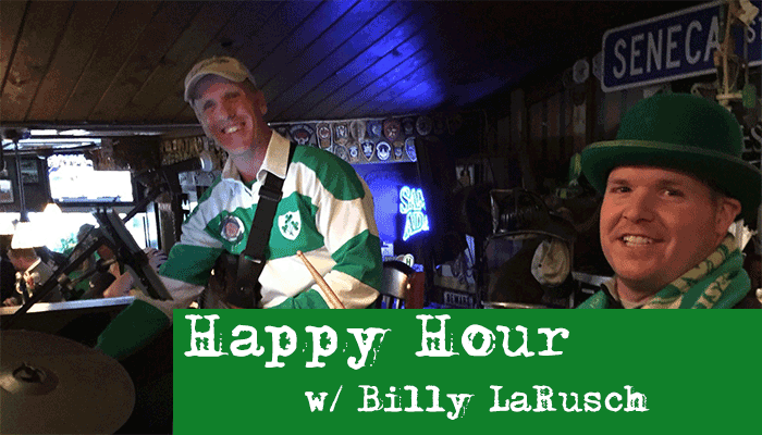 Happy Hour with Billy LaRusch  4.10.18