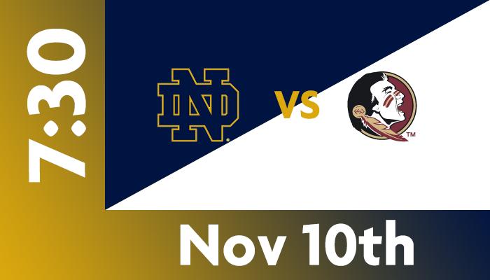 Notre Dame vs. Florida State