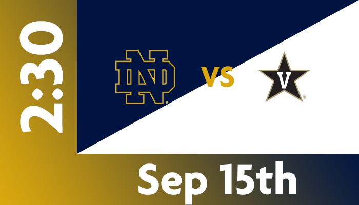 Notre Dame vs Vanderbilt