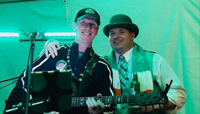 Billy LaRusch old First Ward Parade After Party – 3.16.19